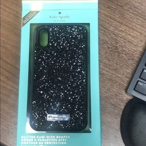 New Kate spade iPhone X or XR case